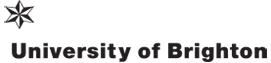 University of Brighton Business School