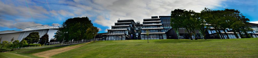 Image of checkland building falmer campus