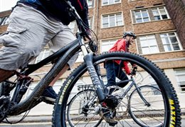 Promoting cycling among the university community