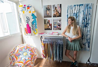 Textiles Design With Business Studies Ba Hons