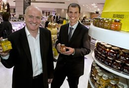 Rick Stein and Fillip Jicinsky