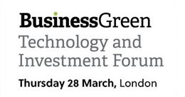 Business Green Technology and Investment Forum