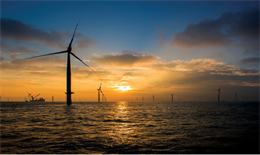 UK Offshore wind industry supply chain