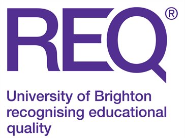 REQ, University of Brighton recognising educational quality