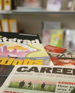 Careers magazine