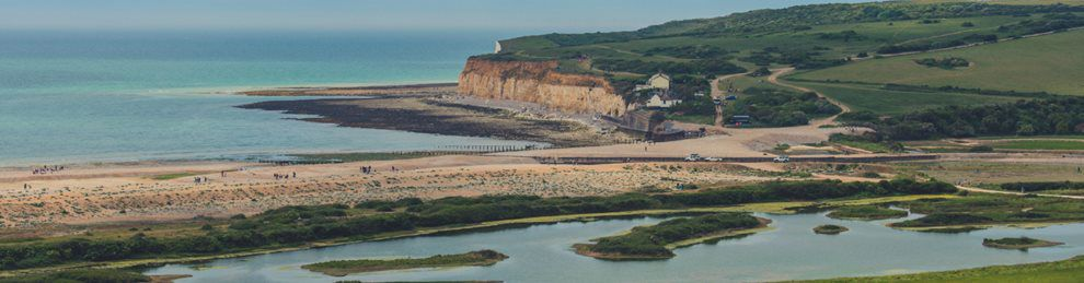 View of Cuckmere Haven