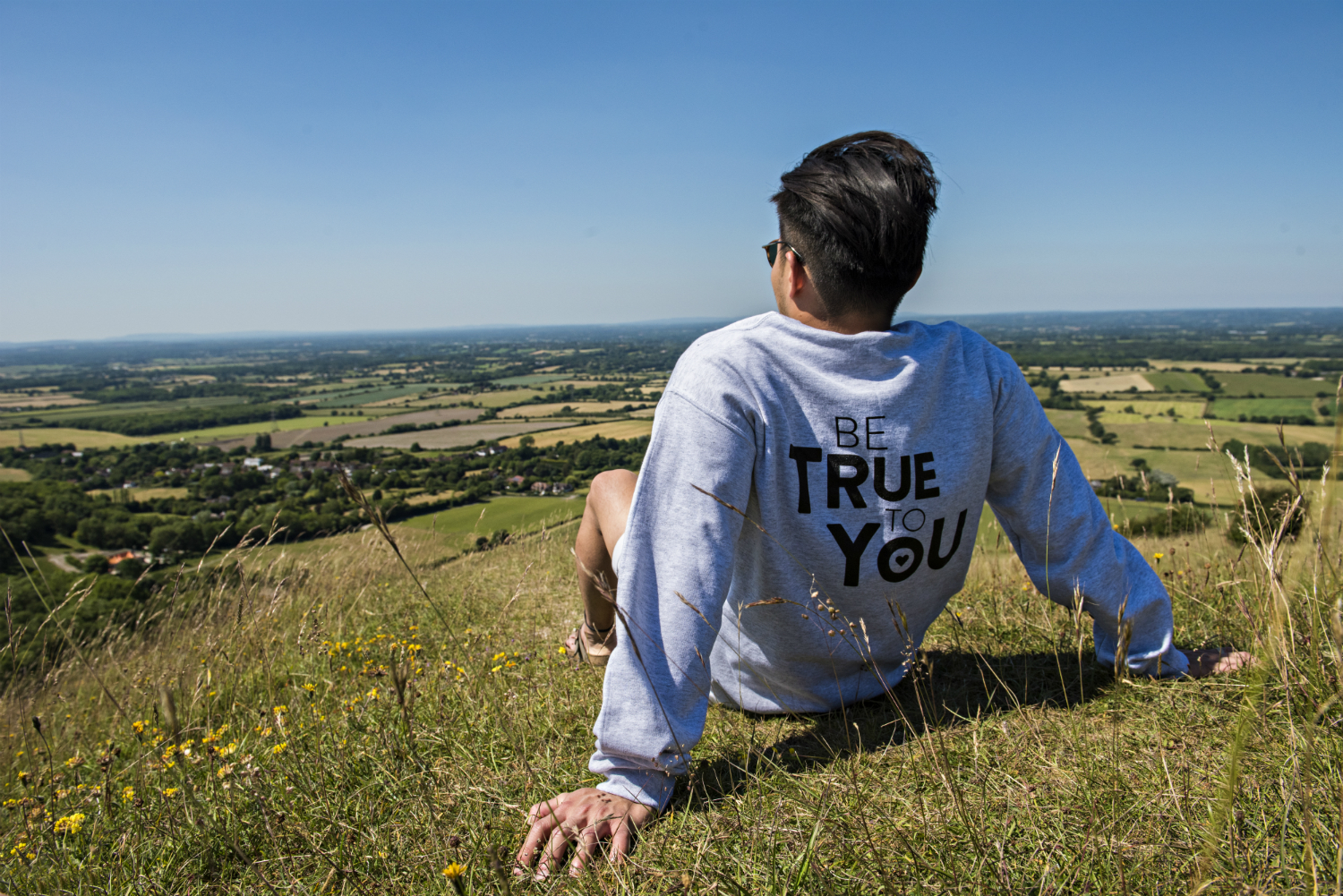 Be true student looking at sussex downs