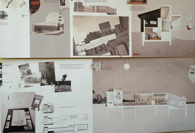 How does an architecture course in university (UK) look like?
