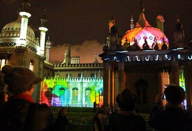 Royal Pavilion Colour Project