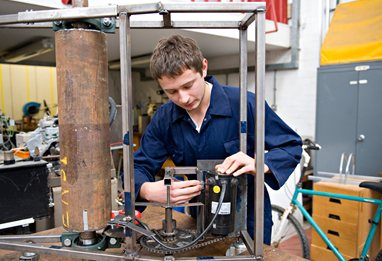 Mechanical and Manufacturing Engineering (top-up degree)