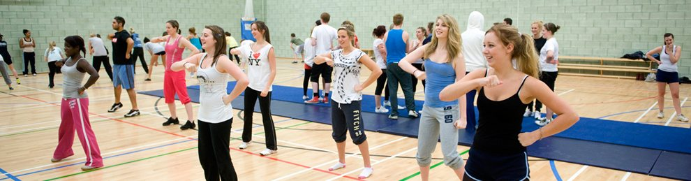 Physical Education universitie courses