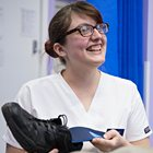 Podiatry and Education MSc (PGCert PGDip)