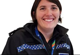PC Roisin Vafaee