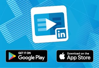 LinkedIn Learning App download logo