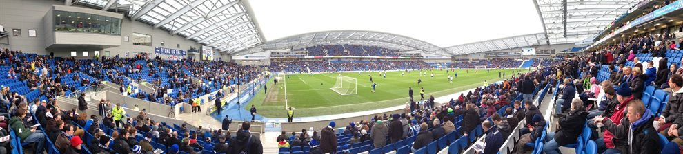Brighton Football Stadium