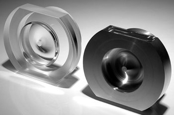 Optical piston