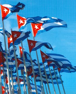 Cuban-flags