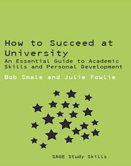 How to Succeed at University book