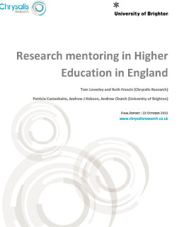 Research-mentoring-in-HE-report-cover