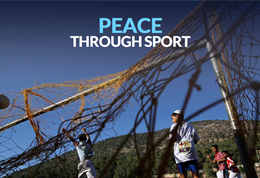Peace through sport