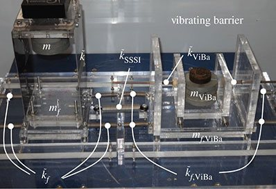 ViBa shaking table test