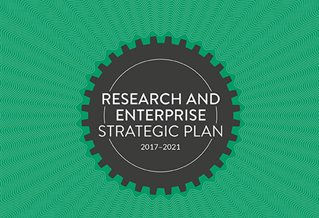 Research and Enterprise Strategic Plan cover