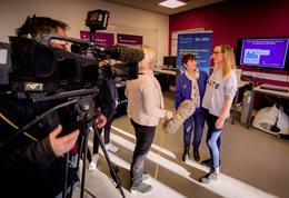 Media-interviews