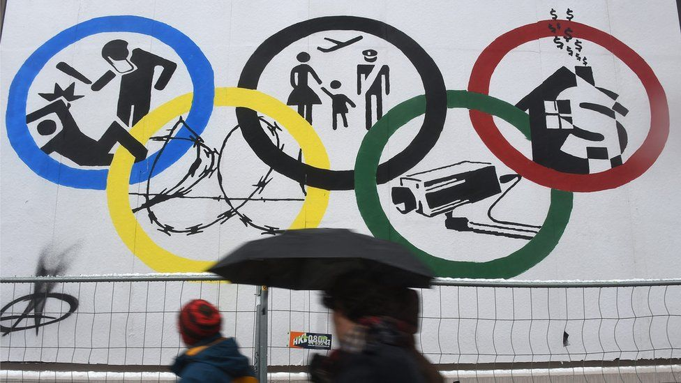 Olympic rings illustrating the Sport and Leisure Cultures Research and Enterprise Group