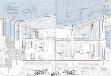 Student work: Barnaby Maynard architecture