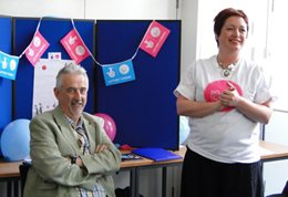 Service users and carers event