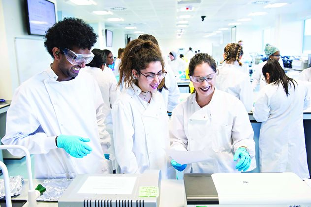 Biomedical Science students