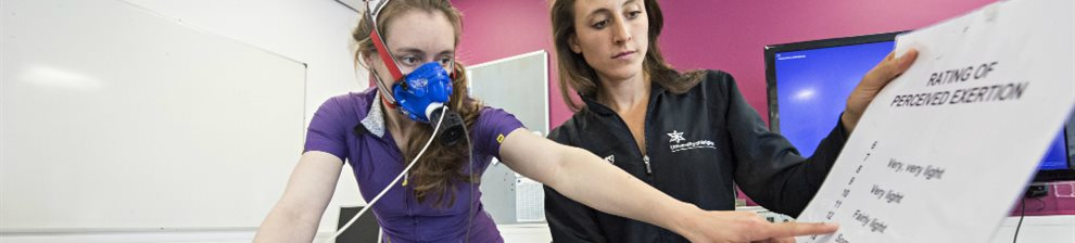 BrightonUni sports science testing