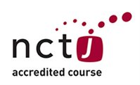 NCTJ accredited course