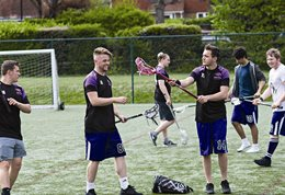 Sport coaching in lacrosse