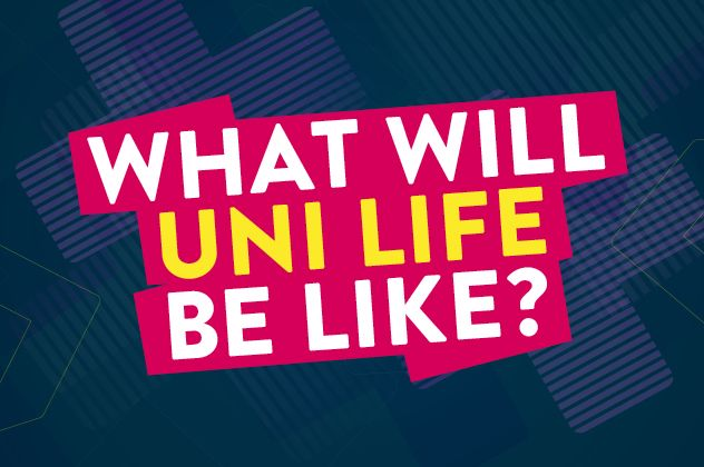 What will uni life be like logo