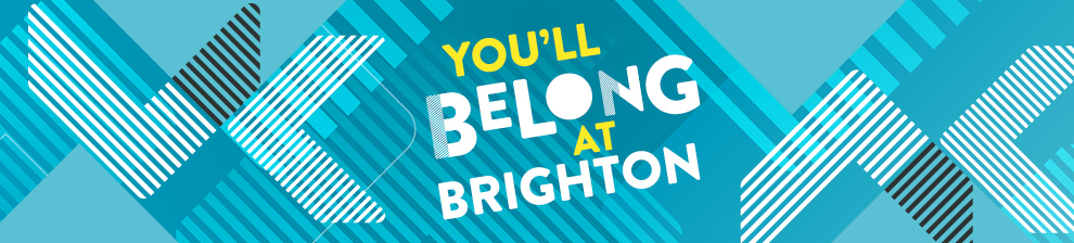 University clearing belong at brighton