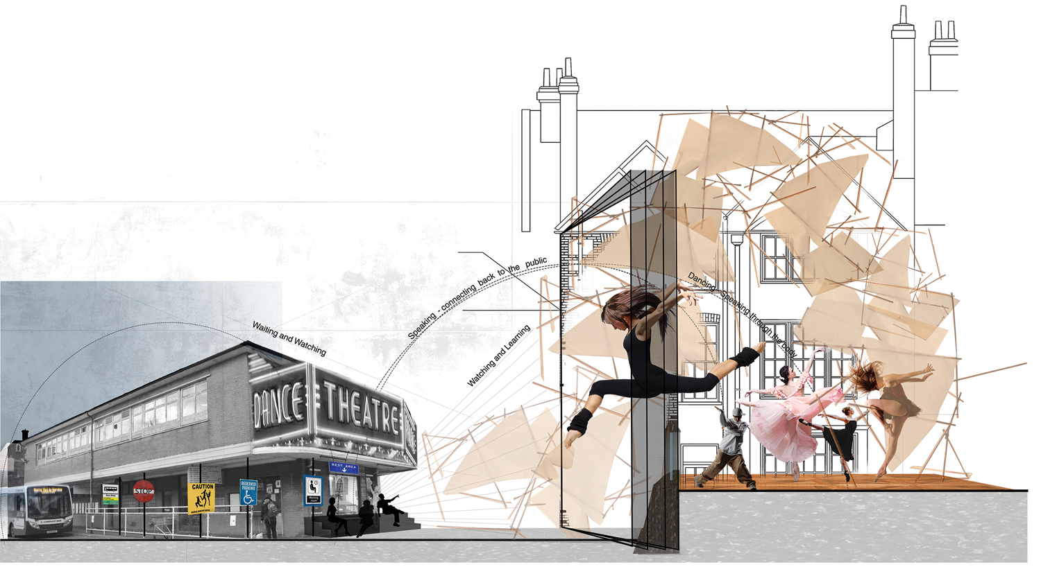 Interior architecture ba hons for Architecture student
