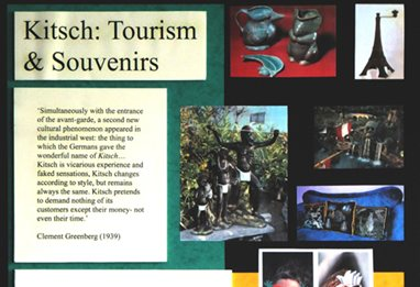 Kitsch: Tourism and Souvenirs by Rachel Coles
