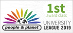 People and Planet - 1st award class logo