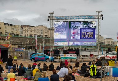 Brighton Big Screen