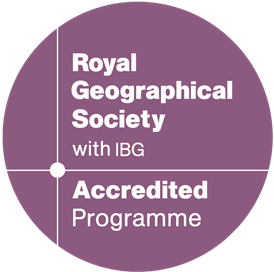 RGS IBG accredited programme