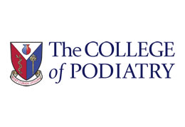 college of podiatry-logo-260