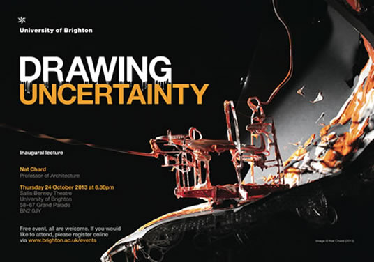 Drawing Uncertainty poster