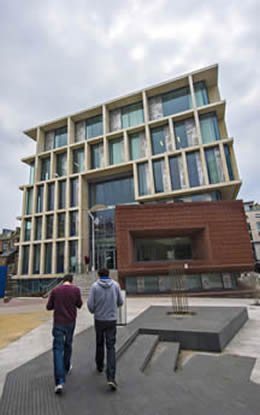 Priory Square Building, Hastings