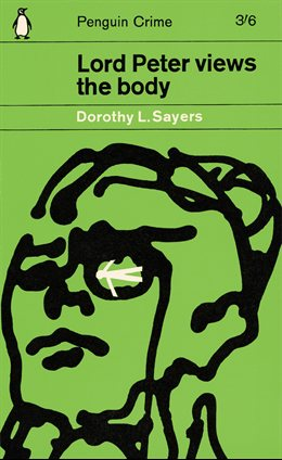 Lord Peter views the body by Romek Marber
