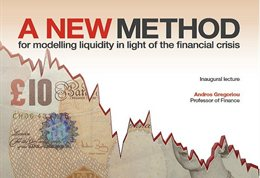 A new method for modelling liquidity