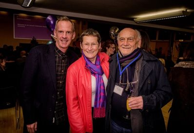 Debra Humphris, Norman Cook, Dick Knight