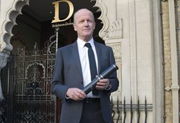 Jim Crace honoured