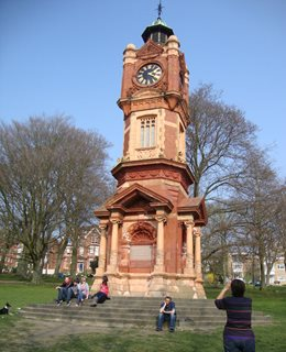 Preston Park Clock Tower