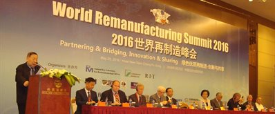 Remanufacturing China